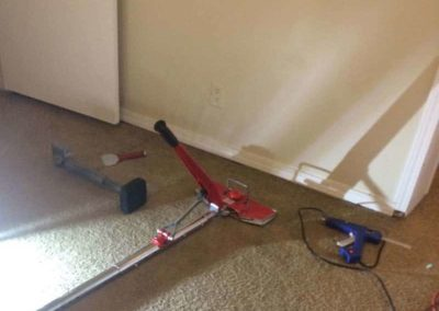 Carpet Stretching Service in Greenville, SC